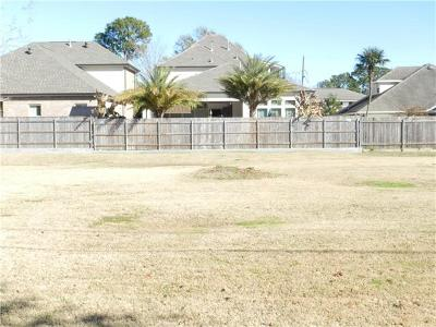 Metairie Residential Lots & Land For Sale: Cleary Avenue