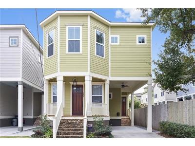 New Orleans Single Family Home For Sale: 212 N Genois Street