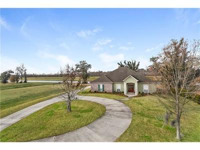 Single Family Home For Sale: 4510 Barataria Boulevard