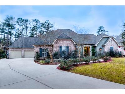 Slidell Single Family Home Pending Continue to Show: 506 S Caleb Drive