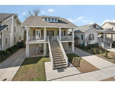 New Orleans Multi Family Home For Sale: 5842 Catina Street
