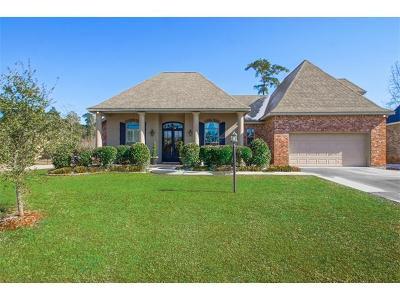 Madisonville LA Single Family Home For Sale: $349,500