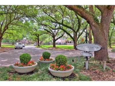 Metairie Residential Lots & Land For Sale: 38 Nassau Drive