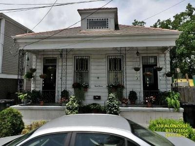 New Orleans Single Family Home For Sale: 330 Alonzo Street
