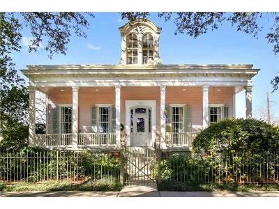 New Orleans Single Family Home For Sale: 932 Carrollton Avenue