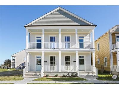 New Orleans Townhouse For Sale: 639 St Mary Street