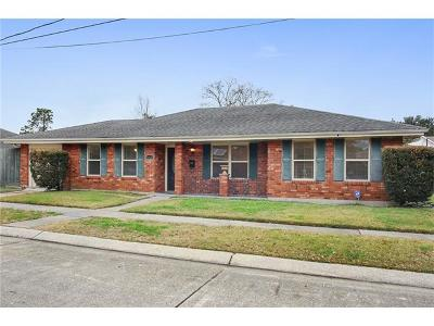 Metairie Single Family Home For Sale: 4524 Young Street