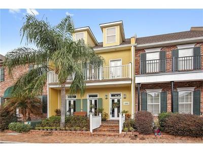 Harvey Single Family Home For Sale: 2113 E Hyde Park Avenue