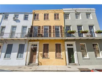 New Orleans Condo For Sale: 837 Burgundy Street #C