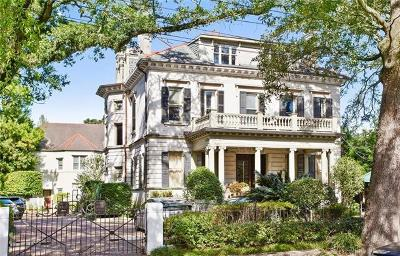 New Orleans Condo For Sale: 4419 St Charles Avenue #4