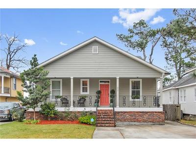 Metairie Single Family Home For Sale: 639 Oaklawn Drive