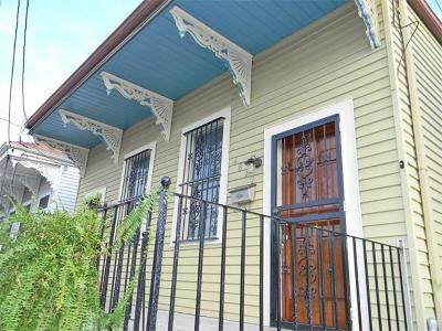 New Orleans Multi Family Home For Sale: 4850-52 Tchoupitoulas Street