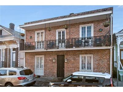 New Orleans Condo For Sale: 1015 Dauphine Street #D