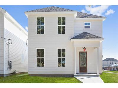 New Orleans Single Family Home For Sale: 6101 Bellaire Drive