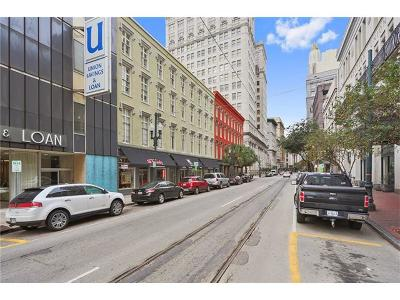 New Orleans Condo For Sale: 339 Carondelet Street #3F