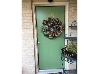 Metairie Condo For Sale: 2712 Whitney Place #537