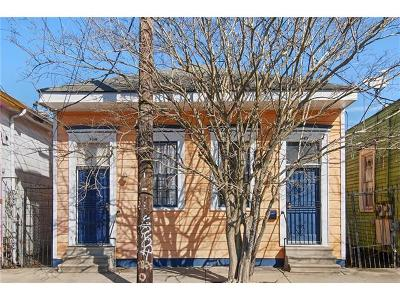 New Orleans Multi Family Home For Sale: 3405-07 Chartres Street