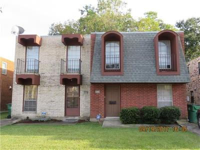Metairie Multi Family Home For Sale: 4828-4830 York Street