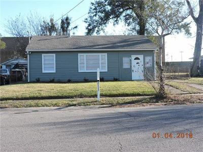New Orleans Single Family Home For Sale: 4416 Stephen Girard Avenue