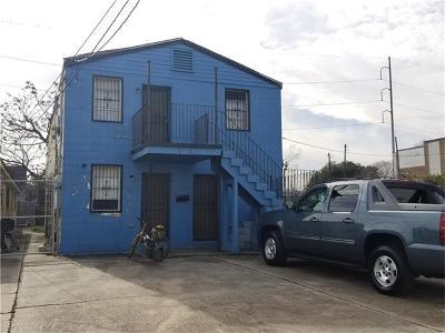 New Orleans Multi Family Home For Sale: 3016 Thalia Street