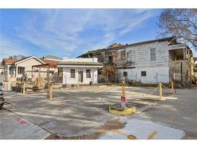 New Orleans Multi Family Home For Sale: 1735 Washington Avenue