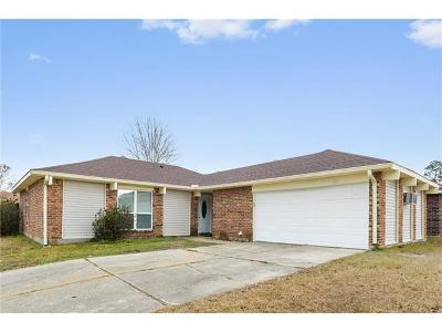 Slidell Single Family Home For Sale: 100 Dixie Circle