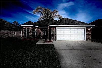 Single Family Home For Sale: 3841 Alexander Lane