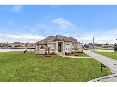 Slidell Single Family Home For Sale: 472 San Cristobal Court
