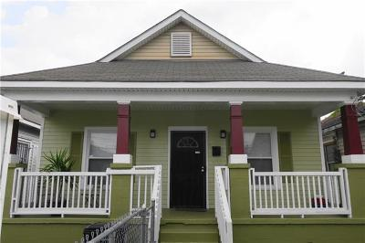 New Orleans Single Family Home For Sale: 1719 Touro Street