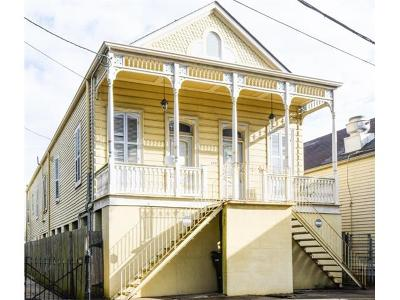 New Orleans Single Family Home For Sale: 2705 Ursulines Avenue
