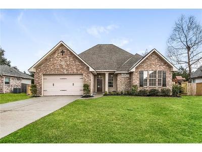 Madisonville LA Single Family Home For Sale: $289,000