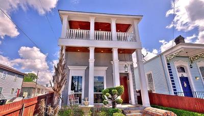 New Orleans Single Family Home For Sale: 1839 4th Street