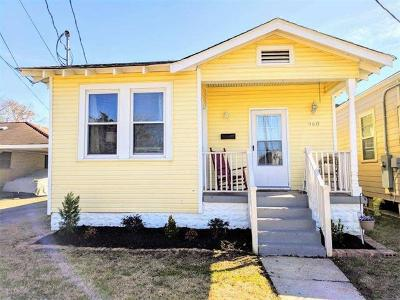 Gretna Single Family Home For Sale: 960 11th Street