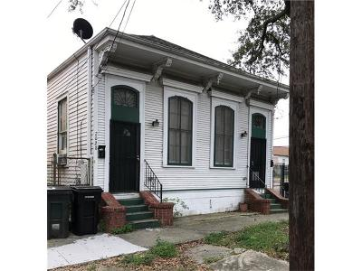 New Orleans Multi Family Home For Sale: 2028 Bienville Street