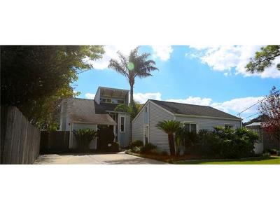 Single Family Home For Sale: 1408 Pomona Street
