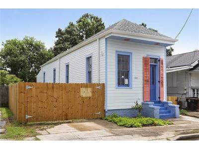 New Orleans Single Family Home For Sale: 515 Alabo Street