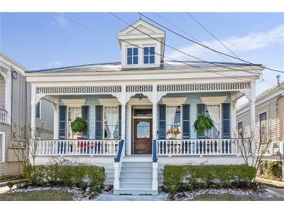 New Orleans Single Family Home For Sale: 4626 Cleveland Avenue