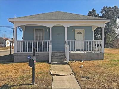 New Orleans Single Family Home For Sale: 1355 Jourdan Avenue