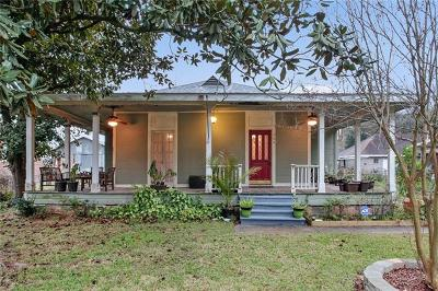 Destrehan Single Family Home For Sale: 206 Amelia Street