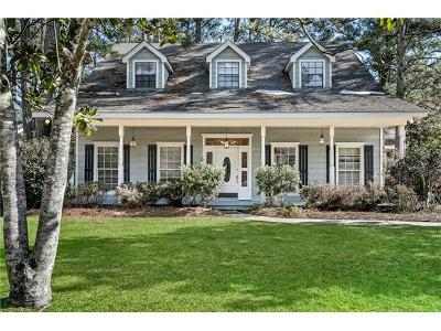 Single Family Home For Sale: 109 Beau Pre Drive