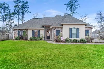 Madisonville LA Single Family Home For Sale: $295,000