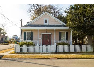 Gretna Single Family Home For Sale: 1035 Madison Street