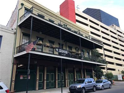 New Orleans Condo For Sale: 633 Tchoupitoulas Street #2