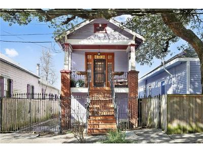 New Orleans Single Family Home For Sale: 636 Gallier Street