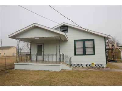 New Orleans Single Family Home For Sale: 8007 Drum Street