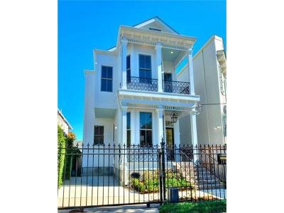 New Orleans Single Family Home For Sale: 7905 St Charles Avenue