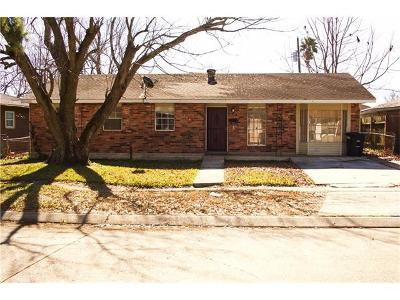 Kenner Single Family Home For Sale: 145 Baylor Place