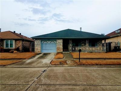 New Orleans Single Family Home For Sale: 6045 Erin Drive
