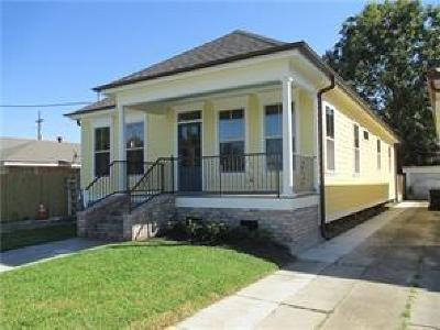 New Orleans Single Family Home For Sale: 2060 Saint Denis Street