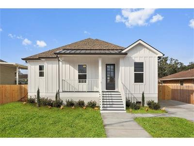 New Orleans Single Family Home For Sale: 5216 Paris Avenue